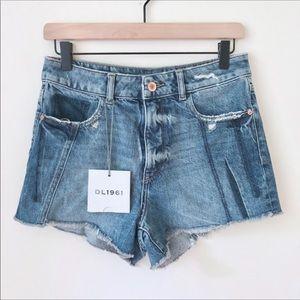 NWT DL1961 High Rise Shorts